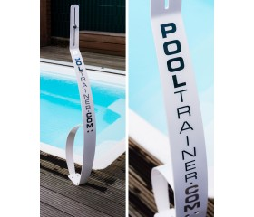 Pooltrainer wit