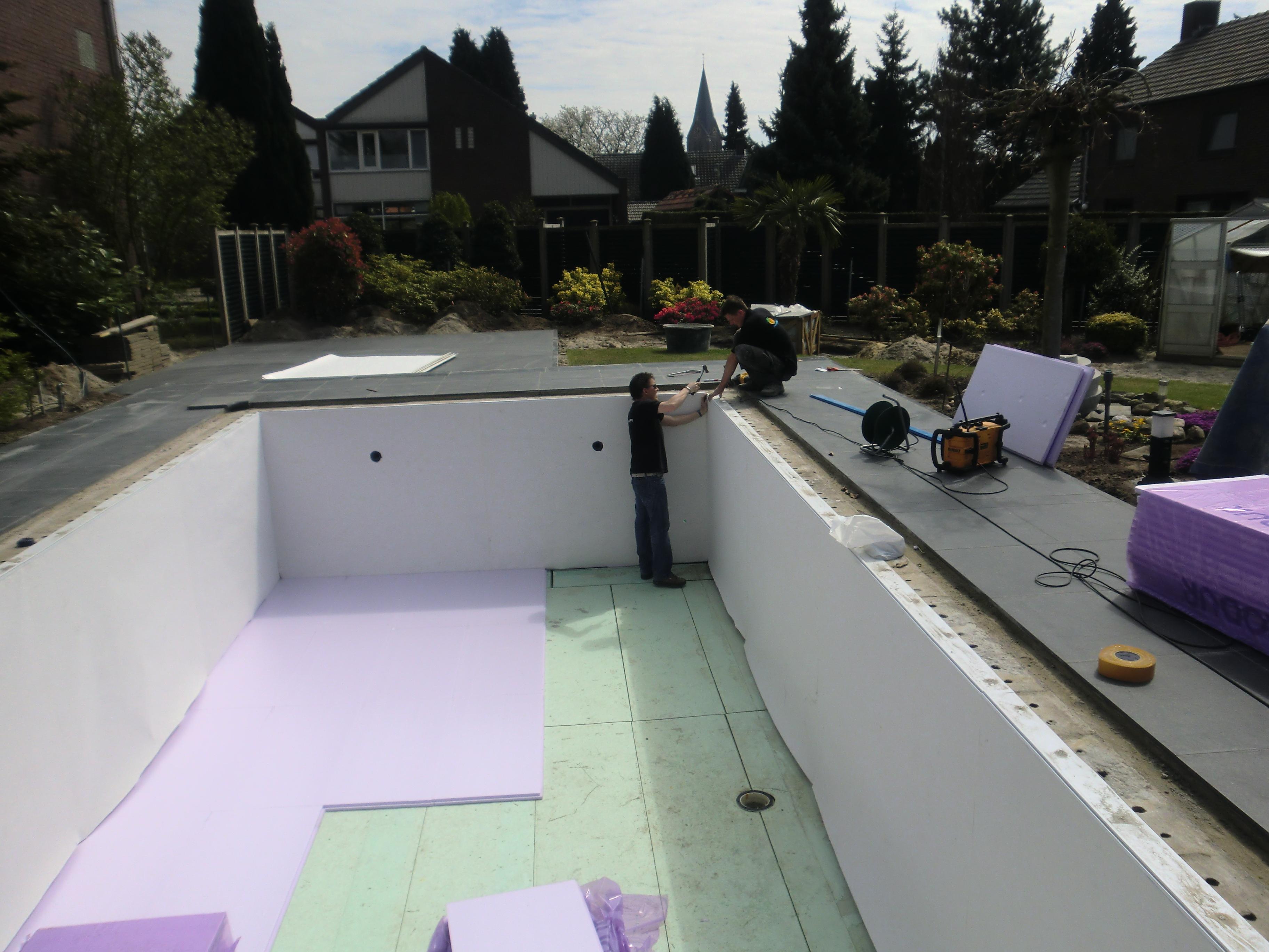 Renovatie zwembaden zwembad company for Renovatie zwembad